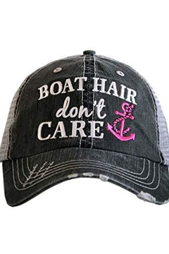 "Shoptiques Product: ""Boat Hair"" Hat"