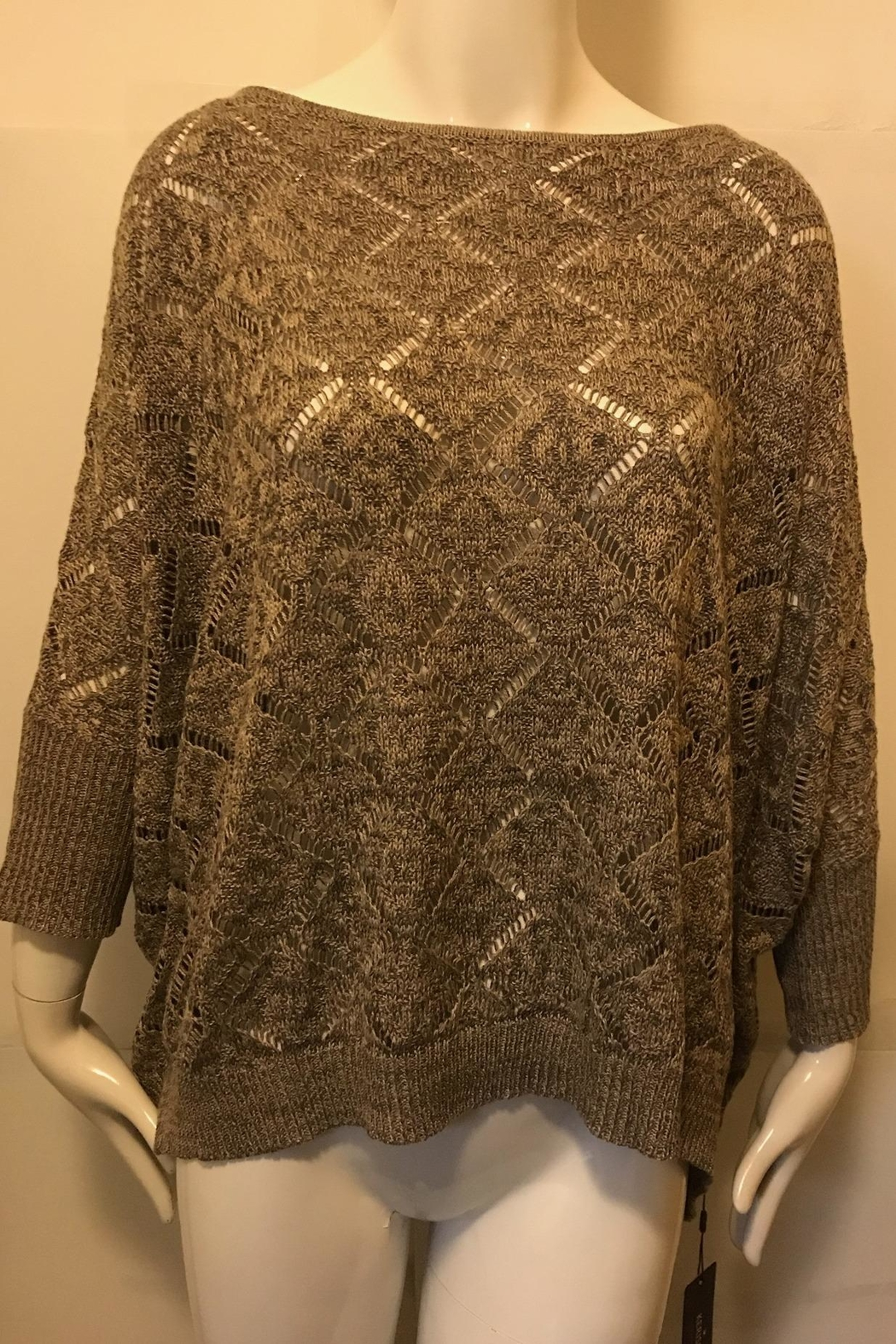 Kerisma Boat-Neck Knit Sweater - Main Image