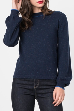 Margaret O'Leary Boat Neck Pullover - Product List Image