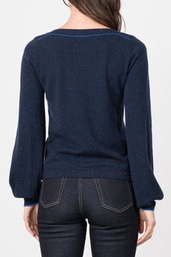 Margaret O'Leary Boat Neck Pullover - Alternate List Image