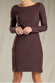 Toad & Co. Boatneck Dress - Product Mini Image