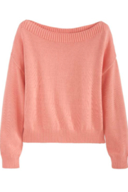525 America Boatneck Pullover - Product Mini Image