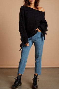 Shoptiques Product: Boatneck Sweater