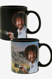 Unemployed Philosophers Guild Bob Ross Mug - Product Mini Image