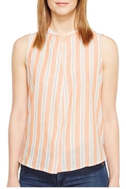 Bobeau Back Button Top - Front cropped