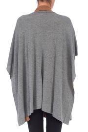 Bobeau Double Faced Cardigan - Side cropped