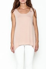Bobeau George Double Layer Tank - Front full body