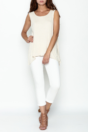 Bobeau George Double Layer Tank - Side cropped