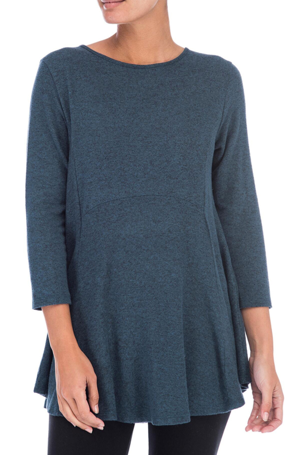 Bobeau Heavenly Soft Tunic - Main Image