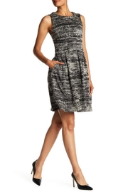 Bobeau Print A-Line Dress - Product Mini Image