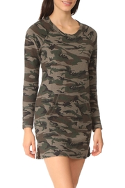 Bobi Camo Dress - Product Mini Image