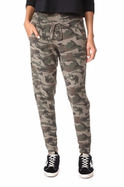 Bobi Camo Sweat Pants - Product Mini Image