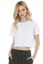 Bobi Crop S/s Tee - Product Mini Image