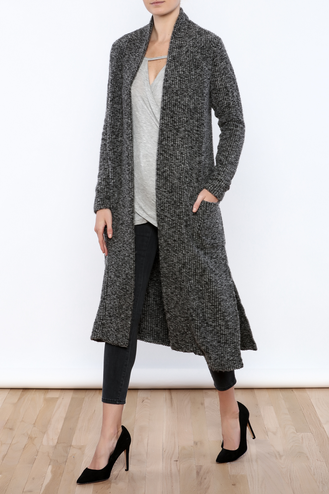 Bobi Los Angeles Long Sleeve Duster Cardigan from California by ...