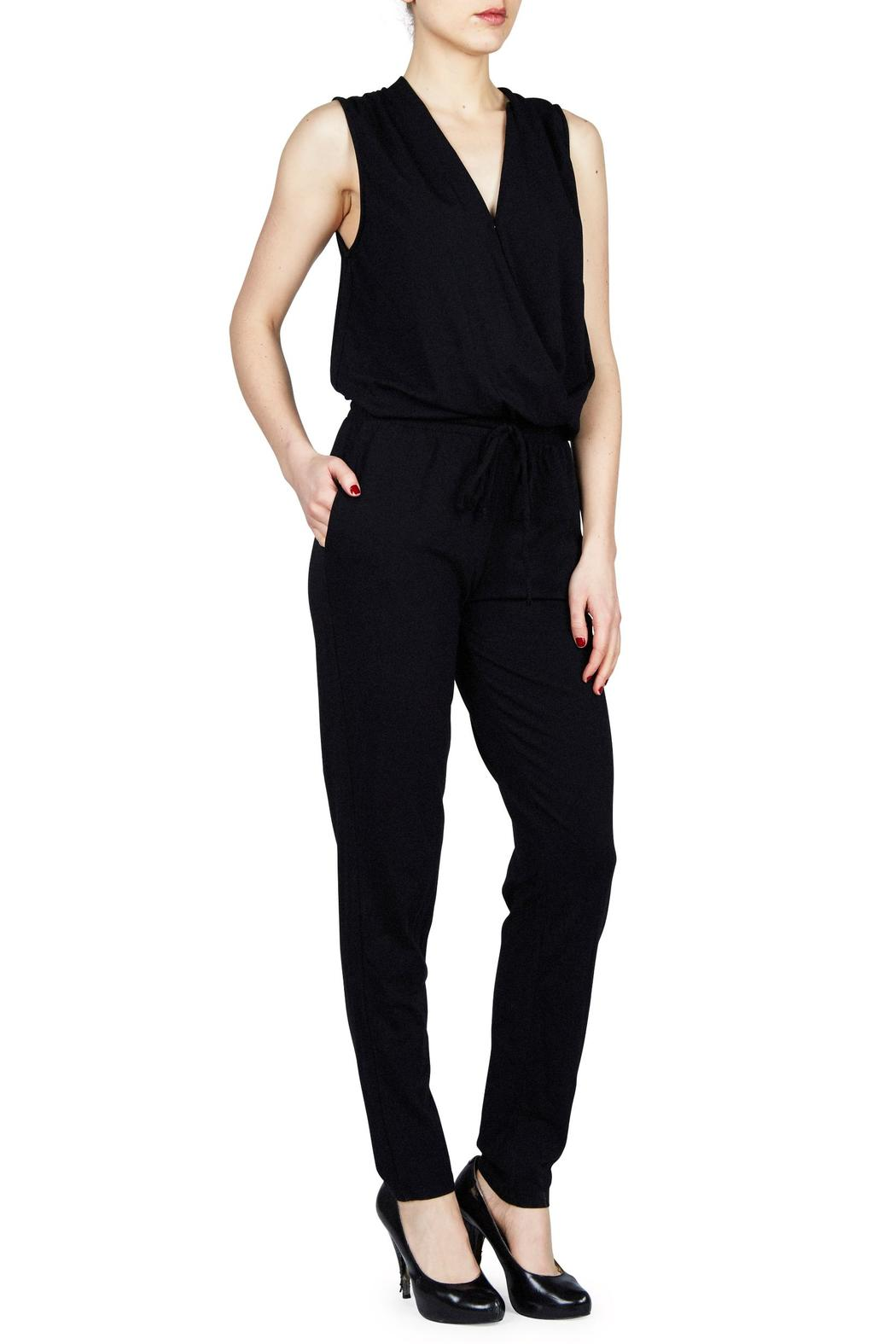 4e937449ff3e Bobi Surplice Jumpsuit from New York by Montmartre — Shoptiques