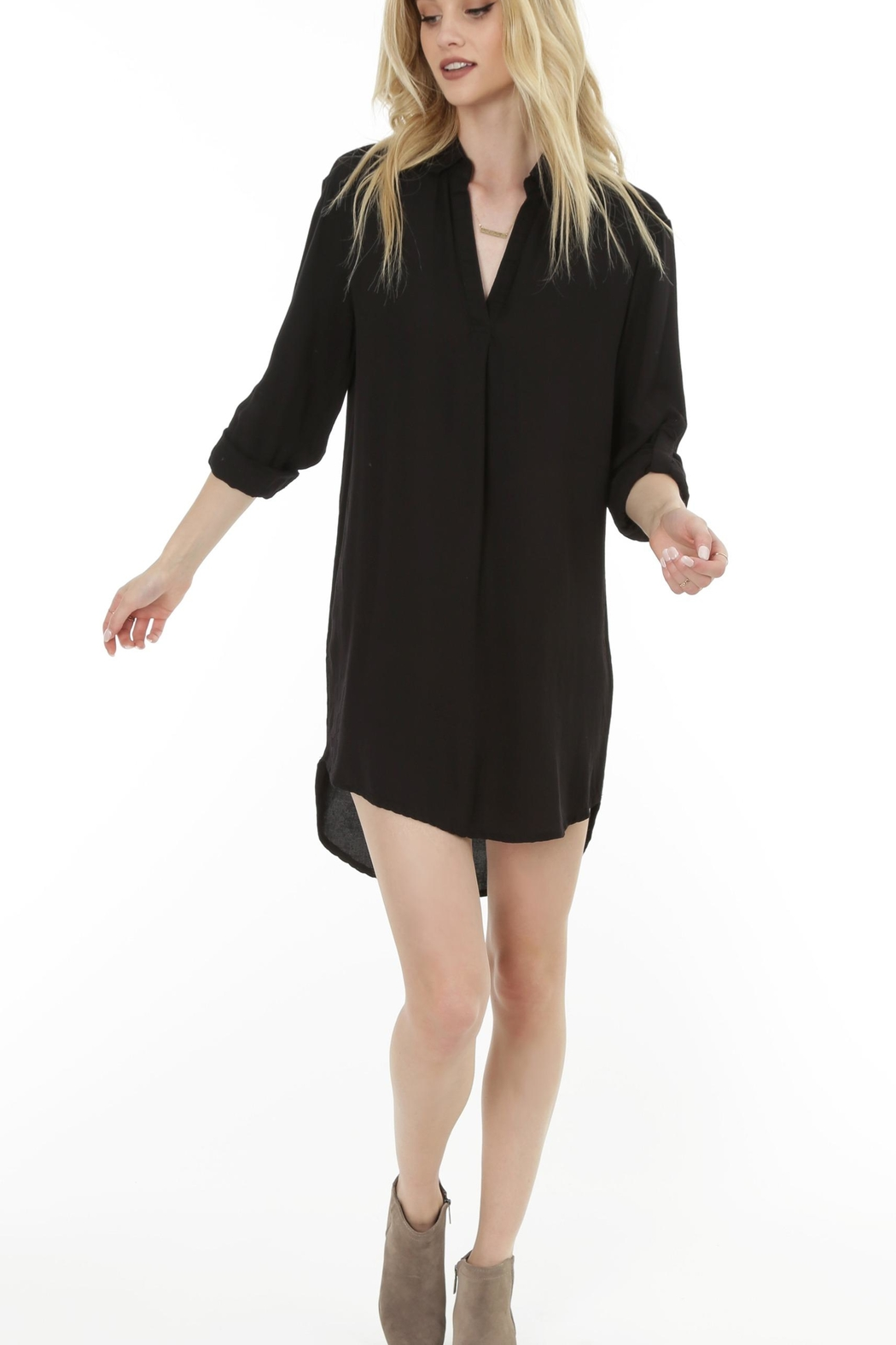 Bobi Los Angeles Bobi Shirtdress - Main Image