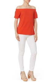 Bobi Los Angeles Off Shoulder Top - Product Mini Image