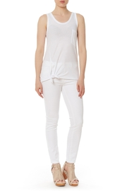Bobi Los Angeles Side Knot Top - Side cropped