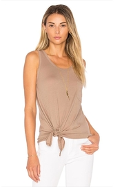Bobi Los Angeles Side-Tie Pocket Tank - Product Mini Image