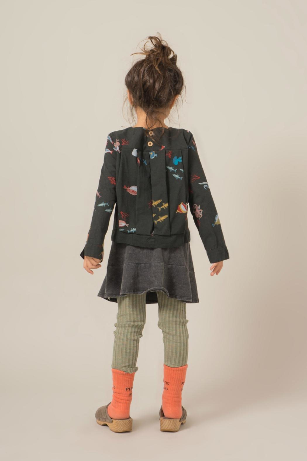 newest 546d8 4209e Bobo Choses Deep Sea Blouse from Ireland by Mira Mira ...