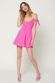 Flynn Skye Bodhi Mini Dress - Product Mini Image