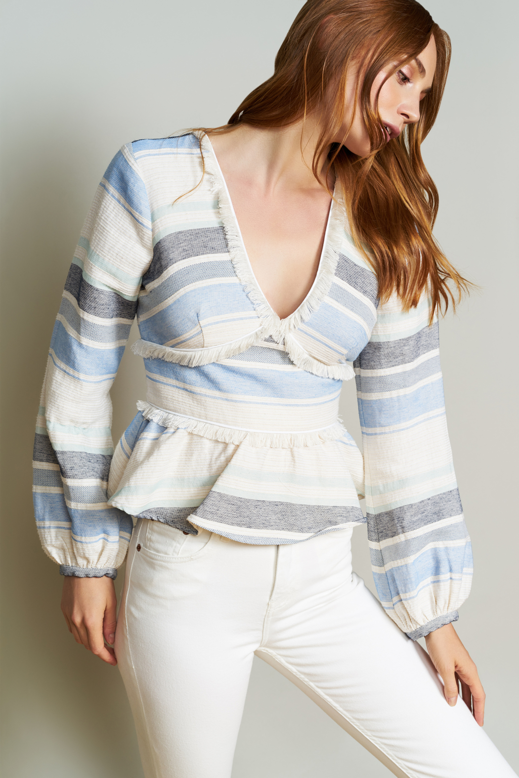 HUTCH Bodice Top - Front Cropped Image