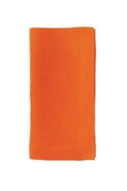 Bodrum Tangerine Napkins S/6 - Front cropped