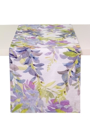 Bodrum Wisteria Runner - Front cropped