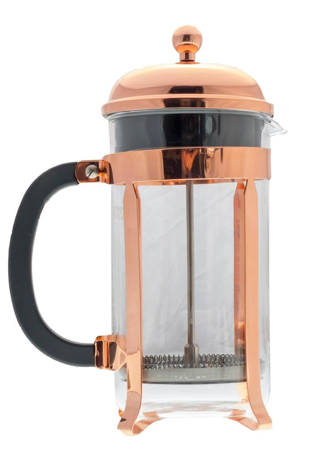 Bodum Copper French Press - Front Full Image