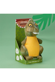 Cupcakes and Cartwheels Body Bopping Speak & Repeat Dinosaur - Product Mini Image