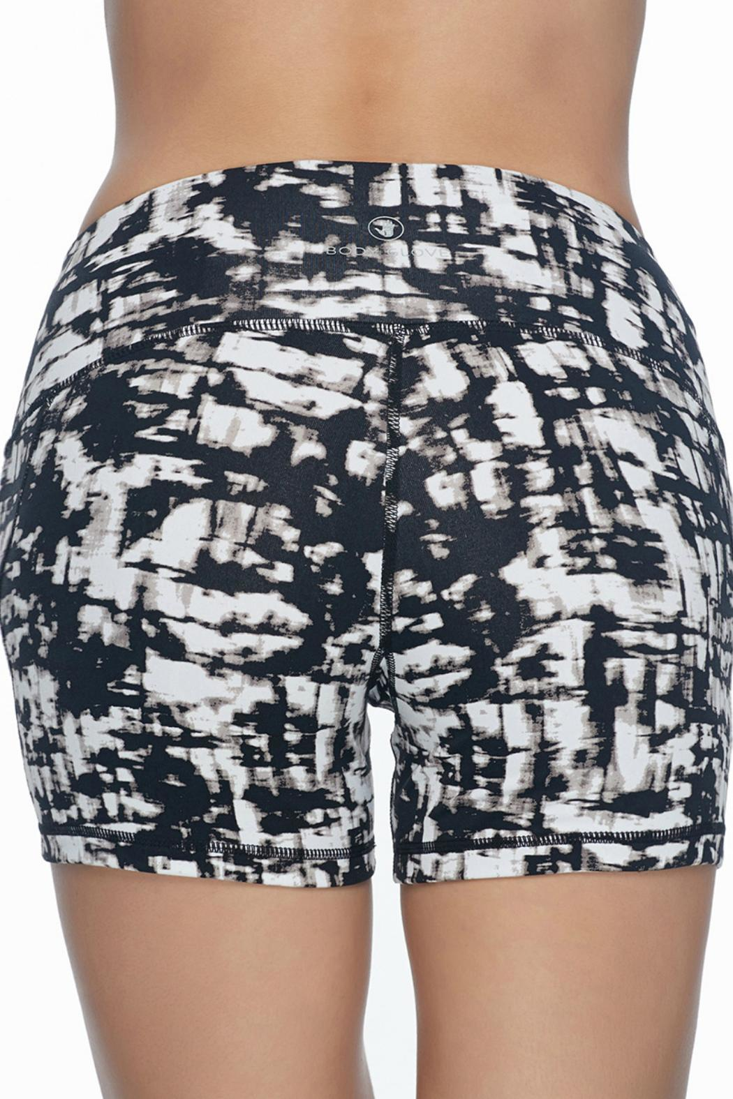 BODY GLOVE Activewear Short - Side Cropped Image