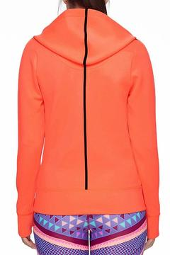 Shoptiques Product: Neon Tangy Hoodie