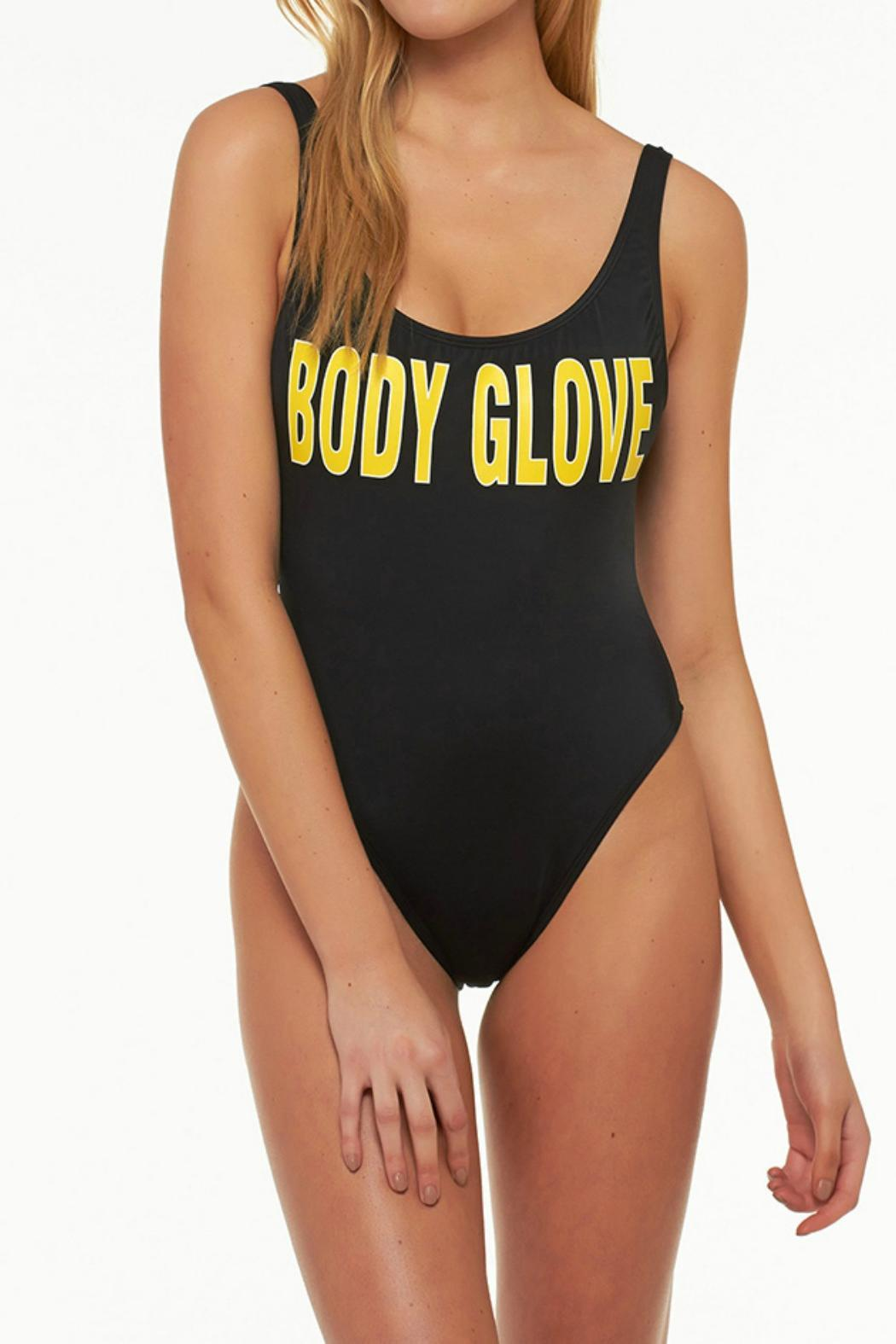 BODY GLOVE Retro One Piece - Front Cropped Image