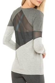 Body Language Aven Pullover Top - Front full body
