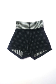 Body Wrappers Dots & Stripes Reversible Shorts - Product Mini Image
