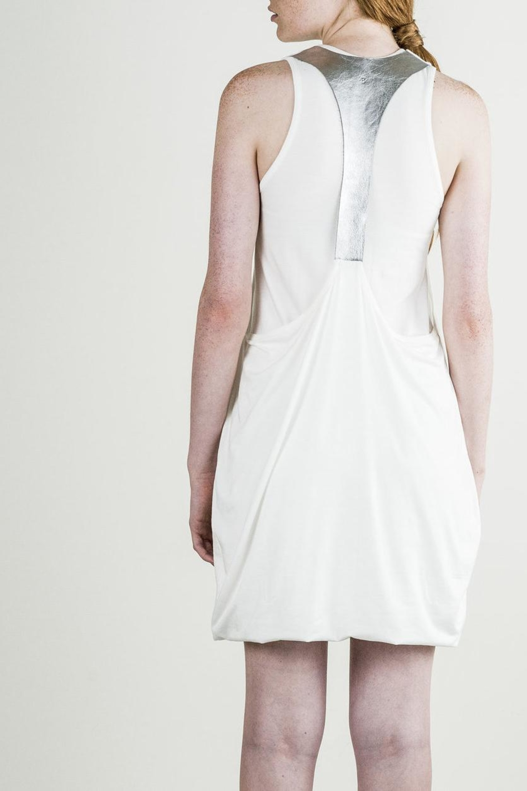 Bodybag by Jude Jersey Sleeveless Dress - Front Full Image