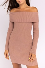 Le Lis Bodycon Beauty Dress - Product Mini Image