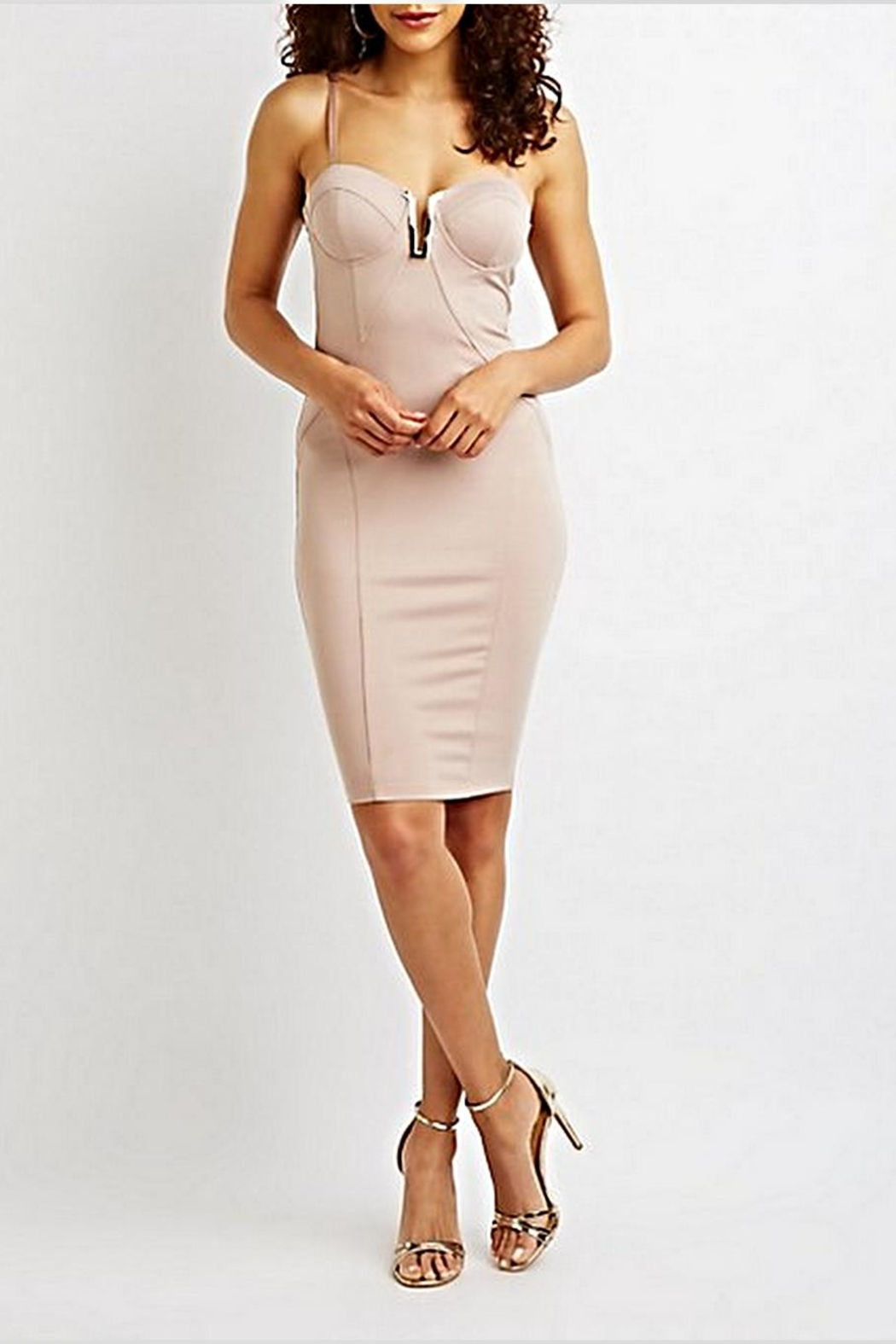 Love's Hangover Creations Bodycon Statement Dress - Main Image
