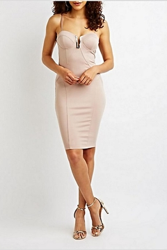 Shoptiques Product: Bodycon Statement Dress