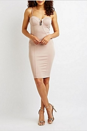 Love's Hangover Creations Bodycon Statement Dress - Product Mini Image