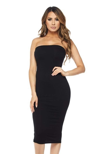 Hot & Delicious Bodycon Tube Dress from New York by Dor L'Dor — Shoptiques