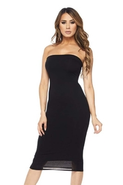 Hot & Delicious Bodycon Tube Dress - Front full body