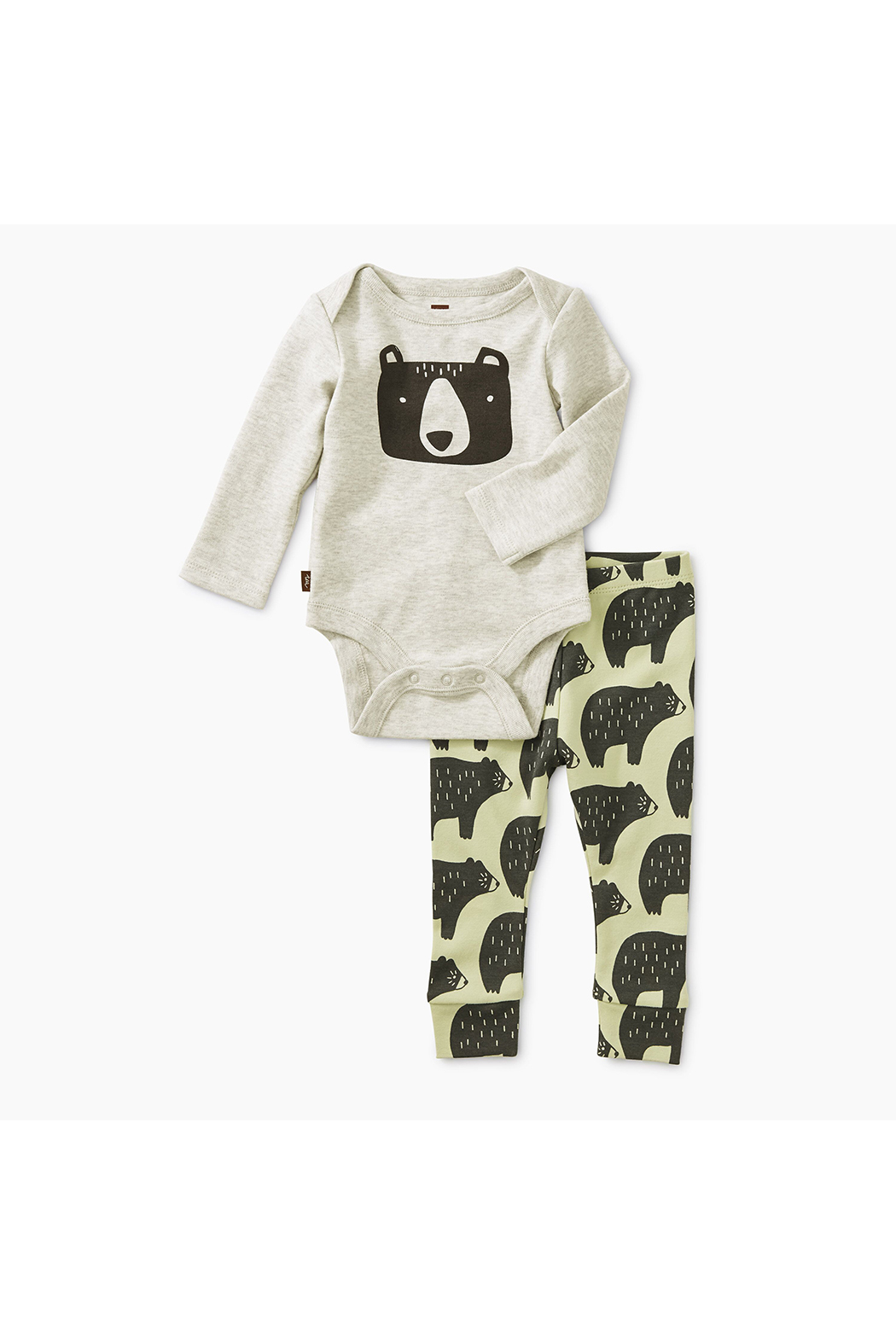 Tea Collection Bodysuit Baby Outfit - Front Cropped Image