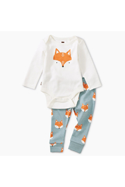 Tea Collection Bodysuit Baby Outfit - Product Mini Image