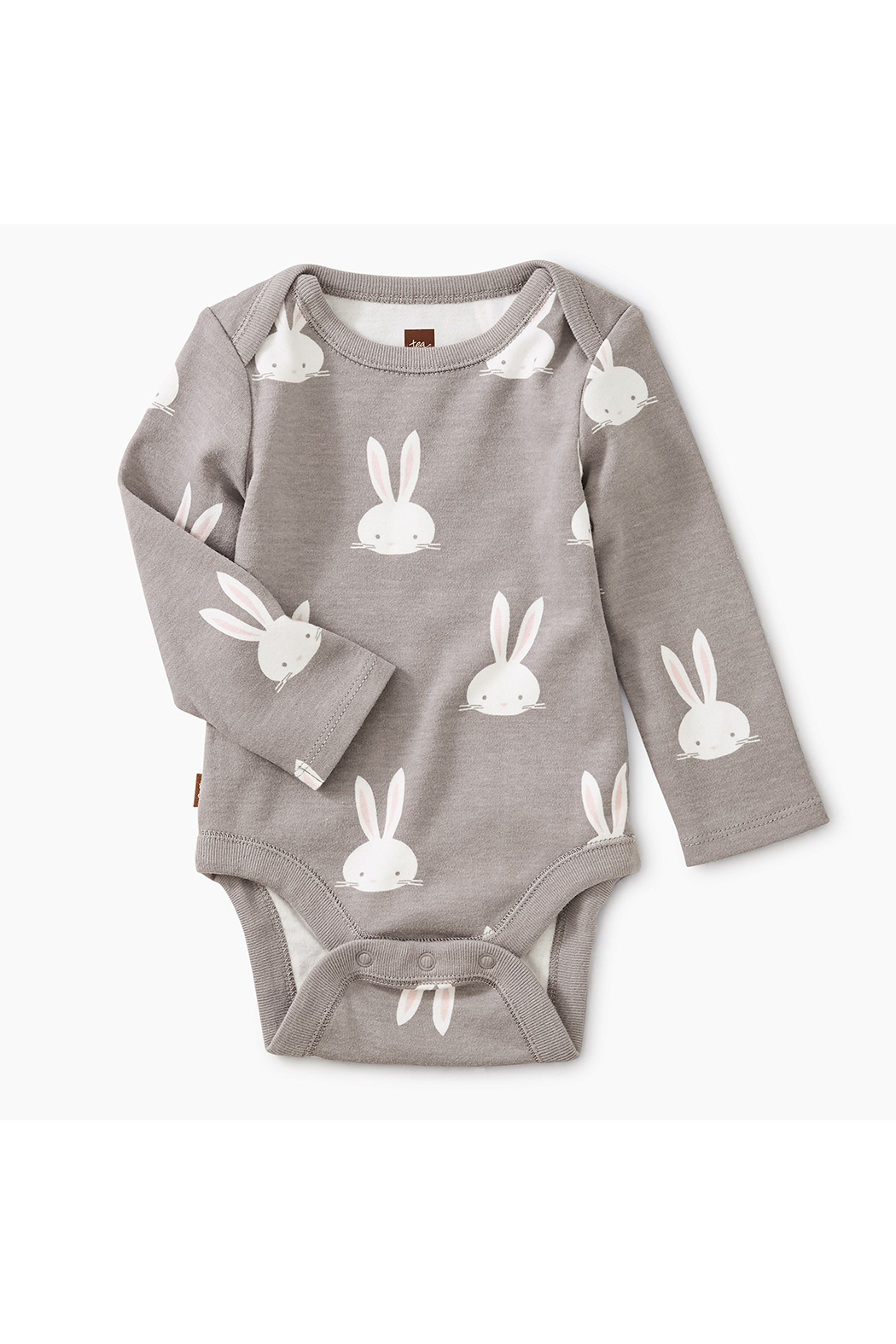 Tea Collection Bodysuit Three-Pack - Front Full Image