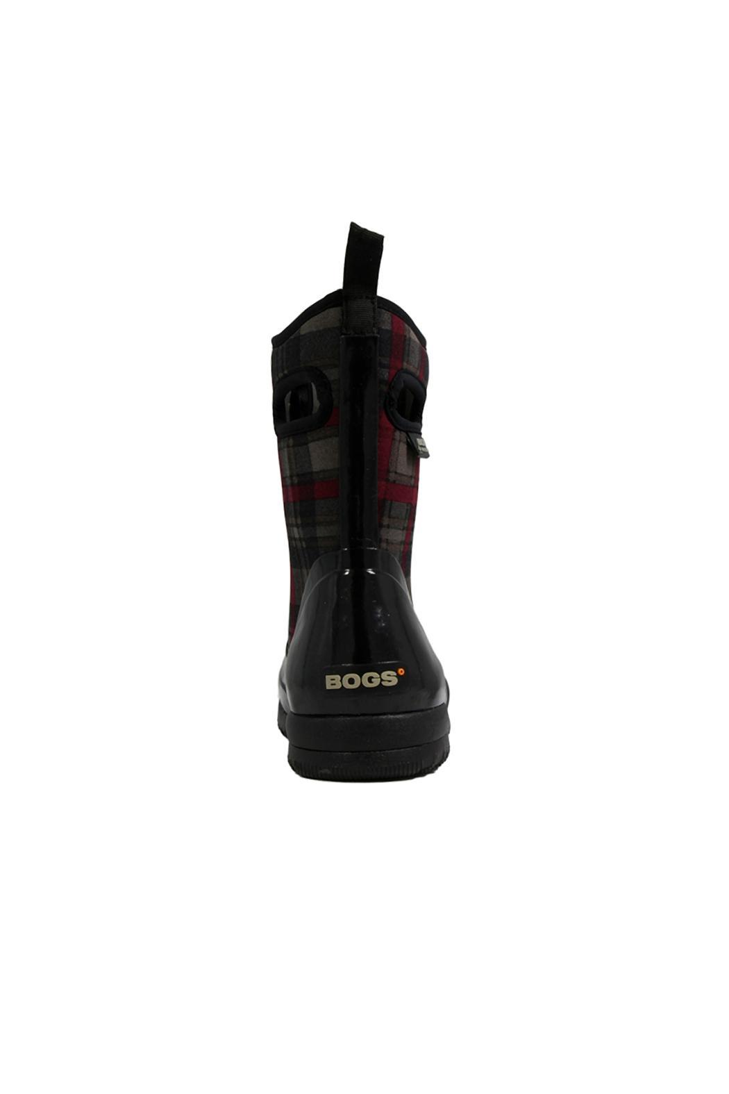 BOGS Sidney Plaid Boot - Side Cropped Image