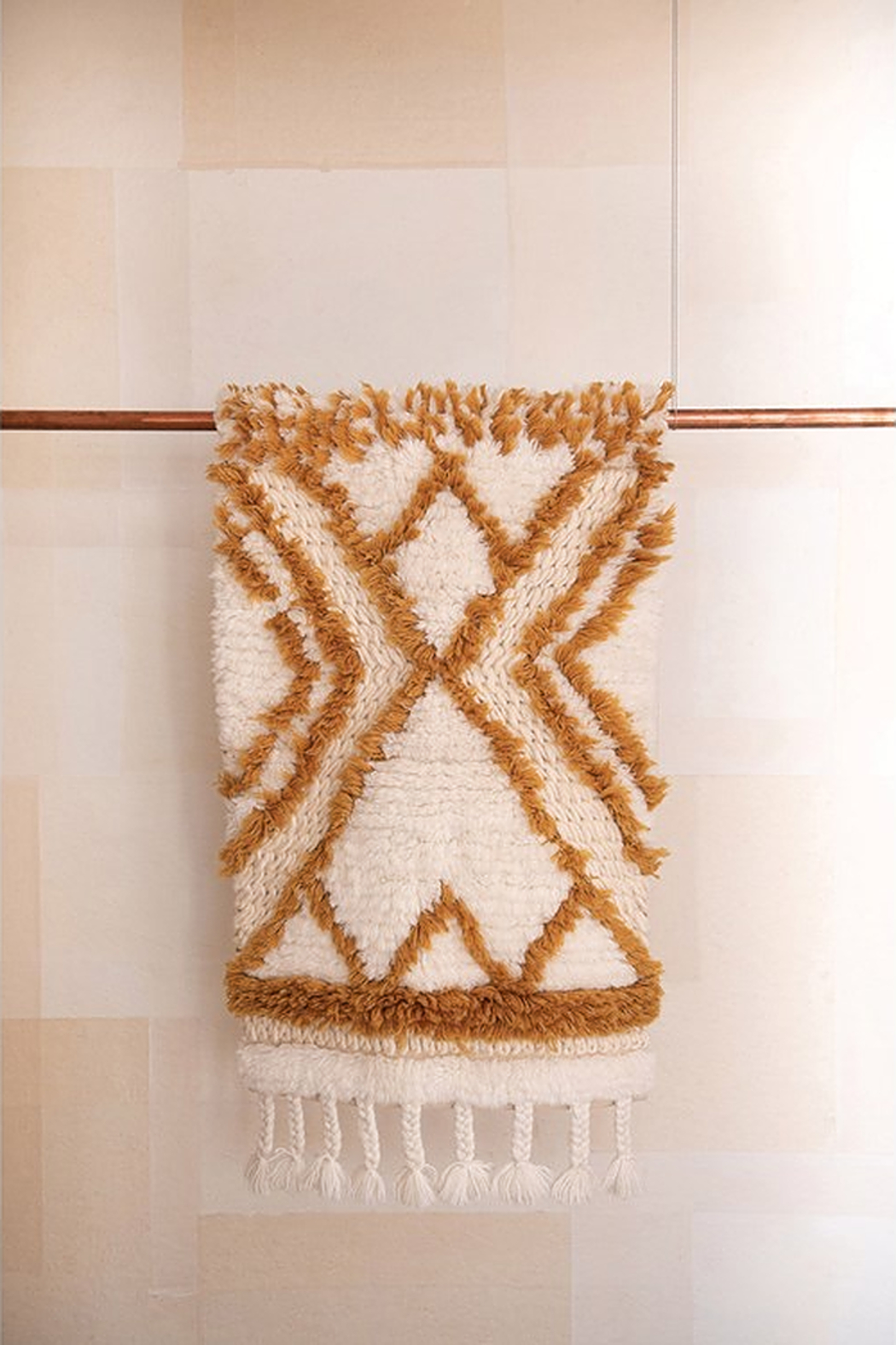 Creative Co-Op Boheme Bath Mat - Main Image