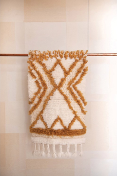 Creative Co-Op Boheme Bath Mat - Product List Image
