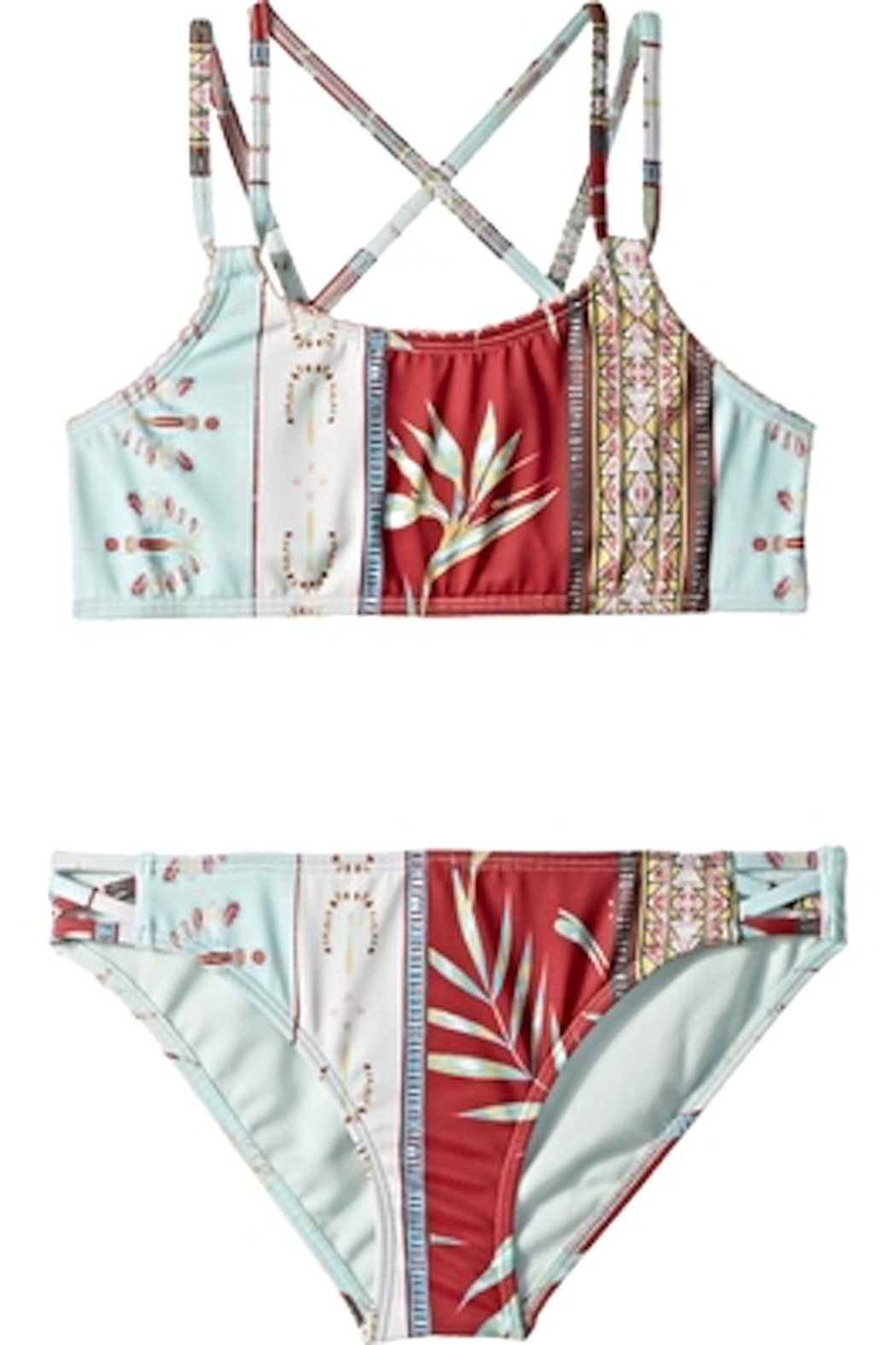Roxy Girl Boheme Life 2-Piece - Main Image