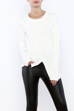 Shoptiques Product: Pointed Bottom Sweater